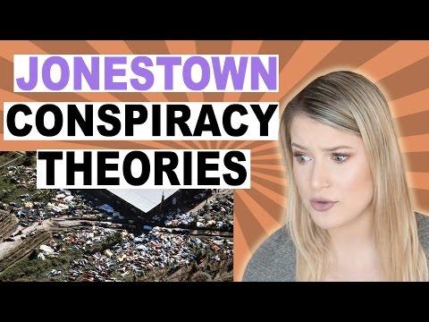 watch JONESTOWN CONSPIRACY THEORY