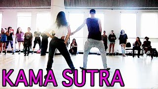 KAMA SUTRA - Jason Derulo ft Kid Ink Dance Video | @MattSteffanina Choreography