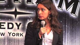 Comedian Rachel Feinstein