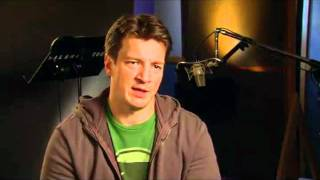 Green Lantern: Emerald Knights Sneek Peak Featurrete: Nathan Fillion Interview