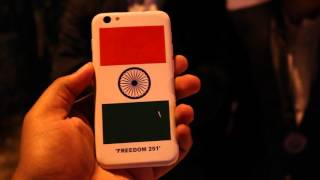 Freedom 251 Unboxing & Hands on Review, Camera