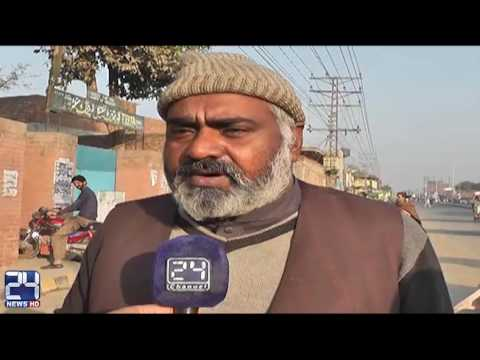 Extremely slow growth rate in Hafizabad