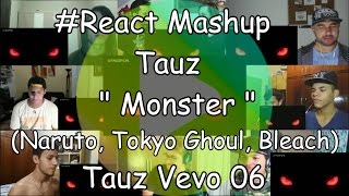 #React Mashup: Tauz