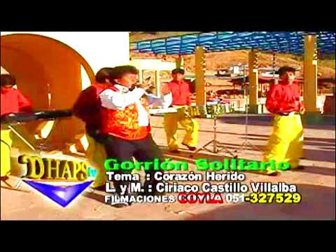 Xxx Mp4 Gorrión Solitario Y Los Contrabandistas Corazón Herido C C V Juli Perú 2005 3gp Sex