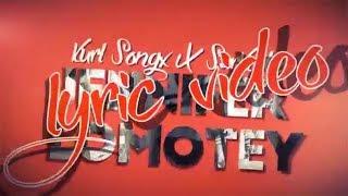 Kurl Songx - Jennifer Lomotey ft. Sarkodie (Lyrics Video)