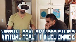 Virtual Reality Video Game 2 | David Lopez