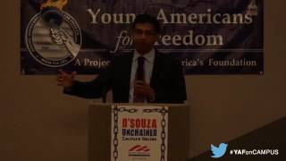 Dinesh D'Souza Speech - The Trump win and why it is History In The Making !