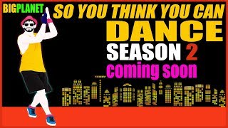 SO YOU THINK YOU CAN DANCE SEASON 2 | AUDITION | 2018