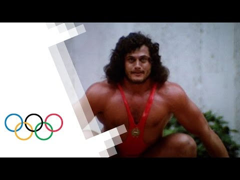 Weightlifting Failure & Success Moscow 1980 Olympics