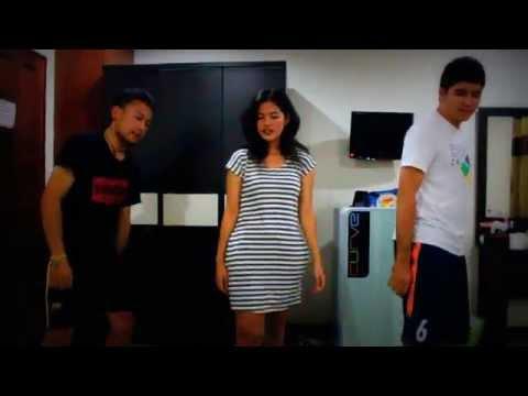 SA#5 KKU - hokey pokey dance