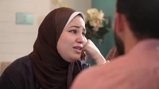 مشهد فاروق وشروق الأول - مشاريع تخرج ورشة التمثيل | Farouk and Shourok First Scene