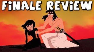 Samurai Jack FINALE - Review & Analysis