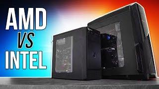 AMD vs INTEL - Battle of the Budget PC