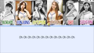 T-ARA - So Crazy (완전 미쳤네) [Eng/Rom/Han] Picture + Color Coded HD