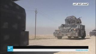 تحضيرات أخيرة لمعركة مطار الموصل