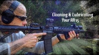 How To Clean & Lubricate Your AR-15 Series Rifle (HD)