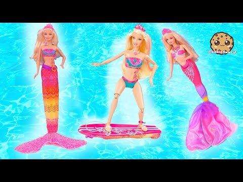 Xxx Mp4 Transforming Mermaids Dolphin Magic Barbie Doll Sets Part 4 3gp Sex