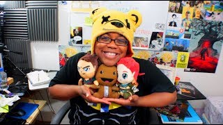 200K PLUSHIE GIVEAWAY | @The_Stubbins UNBOXING | AYCHRISTENE CELEBRATES