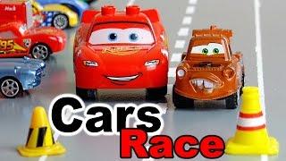 Cars 2 Toys Kinder Auto Film Race Stop motion Autos Spielzeug Cars Deutsch