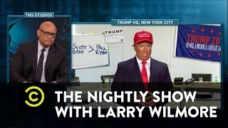 The Nightly Show - Blacklash 2016: The Unblackening - Donald Trump
