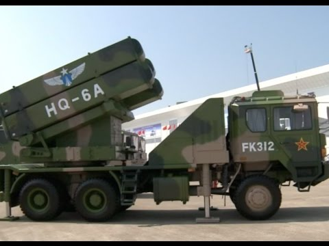 Zhuhai Airshow: China Showcased Military Devices