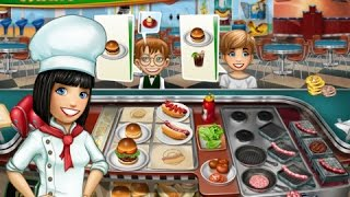 Cooking Fever - Gameplay Review / Walkthrough / Free game for iOS: iPhone / iPad