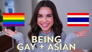 Being A Gay Asian Woman: My Experience | Ingrid Nilsen