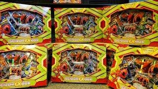 Opening 16x Pokemon Scizor EX Boxes