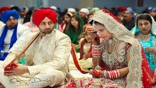 Best Punjabi Sikh Wedding | Amazing Couples | Ever | Highlights | New