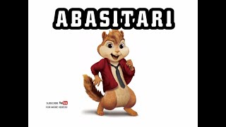 Abasitari by Christopher (Chipmunk version)