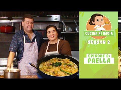 Xxx Mp4 Cucina Ni Nadia 2 Paella Episode 2 3gp Sex