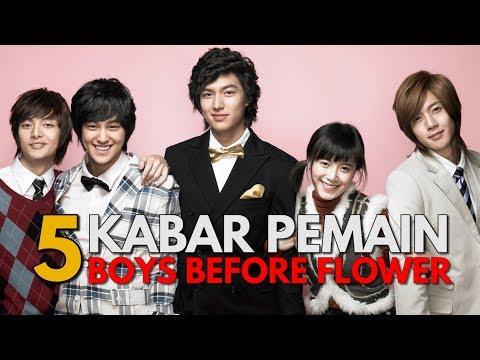 Ada yang Meninggalkan Dunia Hiburan, Ini Kabar Terkini Pemain Boys Before Flowers