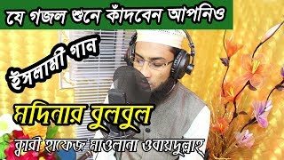 Modinar Bulbul Nobi Rasul Allah | Qari Hafez Maulana Obydullah | Bangla Islamic Song | Bangla Gojol