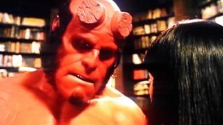 Hellboy y Liz