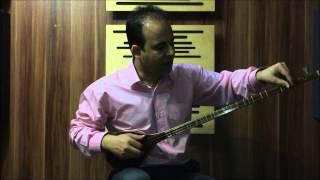 آموزش کوک تار و سه تار | گوشی | با تیونر | نیما فریدونی | مرداد 1394
