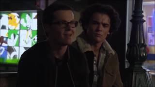 Kisses between Ben and Paul (Part 1)