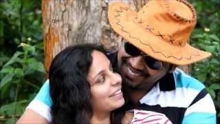Sen & Neethu - Post wedding outdoor video