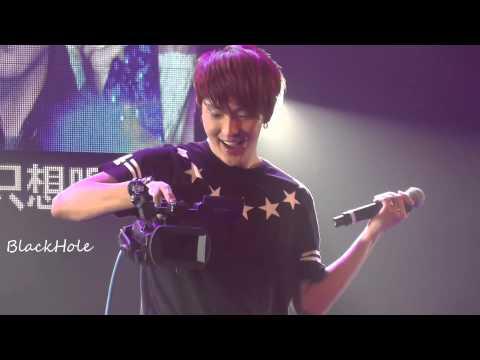 [FANCAM] Lee Joon Gi - 칭찬해줘 COMPLIMENT in GZ FM 이준기 李準基 イ・ジュンギ
