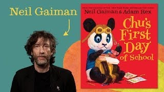 Chu's First Day of School by Neil Gaiman | Official Book Trailer