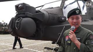 DX Korea 2018 South Korean army ROK attack and transport helicopters AH-64E KUH-1 Surion