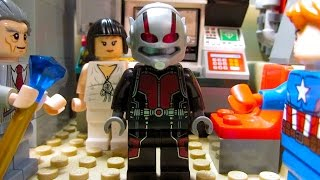 LEGO Avengers 3 - Age of Ant Man OFFICIAL MOVIE