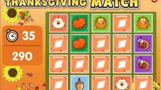Happy Thanksgiving 2015 Minigames Fantage music