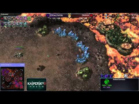 Xxx Mp4 234 GoOdy T Vs DIMAGA Z Kaspersky Arena 4 Heart Of The Swarm Video 3gp Sex