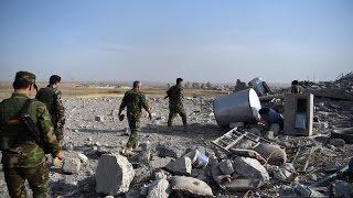 أخبار عربية - القوات العراقية تقترب من الموصل -  Arabic News