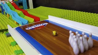 Marble Bowling WORLD Championships 2018 Round of 16 -  Toy games -