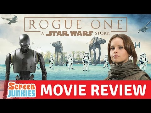 Rogue One A Star Wars Story Movie Review No Spoilers