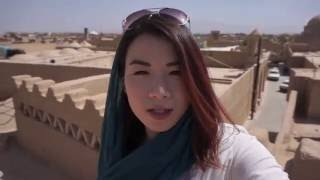 MISS TRAVELING IN IRAN VLOG #2: YAZD AND IRANIAN DANCE!