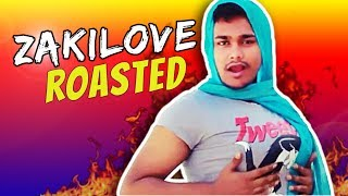 ZakiLove (ROASTED) | Bangla Funny Video | Episode 2 | TahseeNation