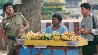 Vivek's Comedy Scene With Fruit Seller -