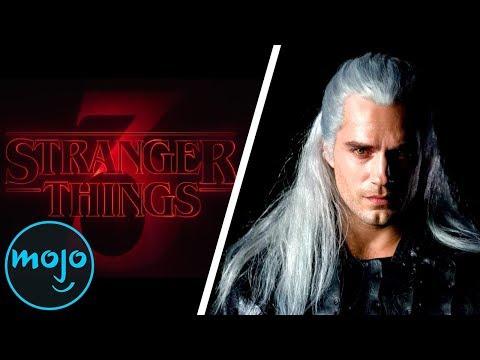 Top 10 Anticipated Netflix Originals of 2019
